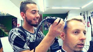$5 Haircut Peru 🇵🇪