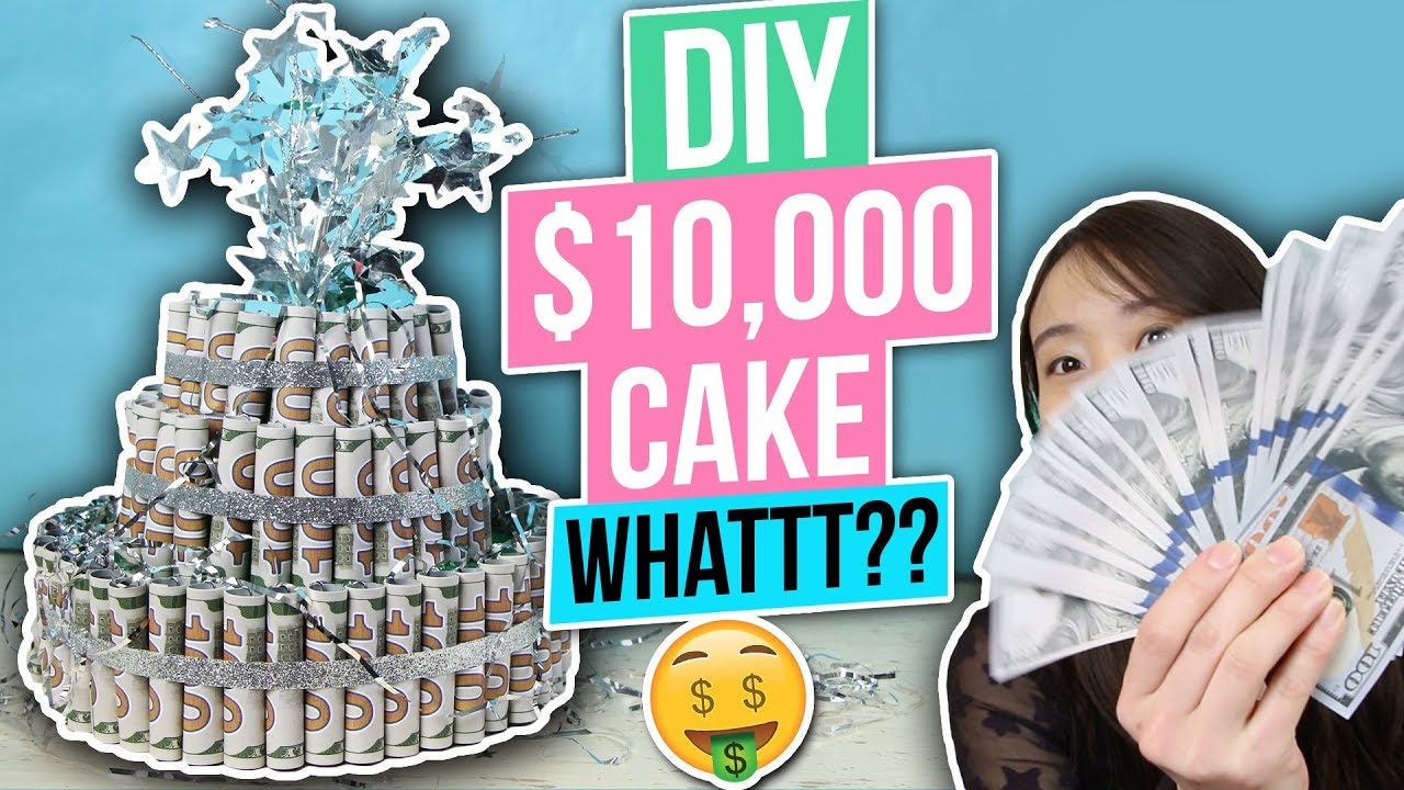 how to start making small birthday cakes for money