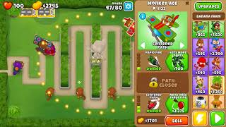 BTD6 Bloons Tower Defense 6 Hedge Hard Rounds 3-80 No Lives Lost NLL NAPSH