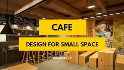 100+ Amazing Small Space Cafe Design Ideas in The World