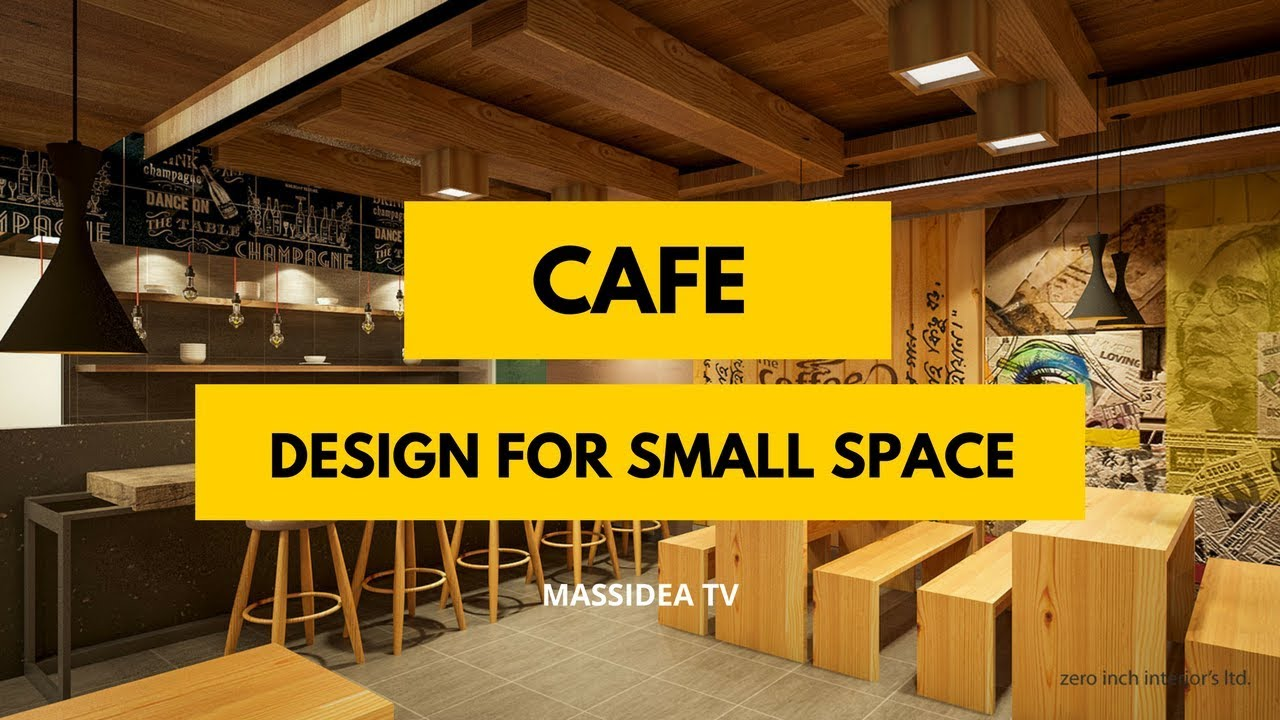 100+ Amazing Small Space Cafe Design Ideas in The World - YouTube