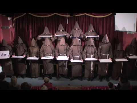 Hallelujah Chorus - Silent Monks