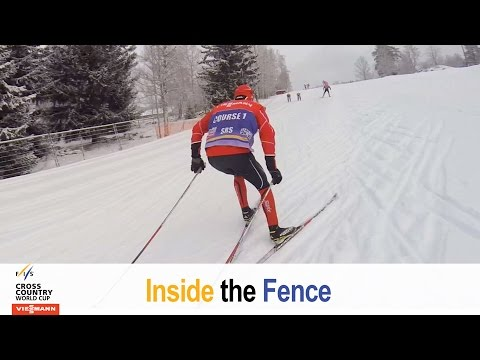 Pursuit of perfection - inside the fence - fis cross country