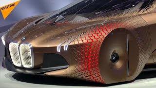 BMW Design Concept Cars Videos