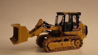 1/50 Norscot Cat 963D Track Loader Review