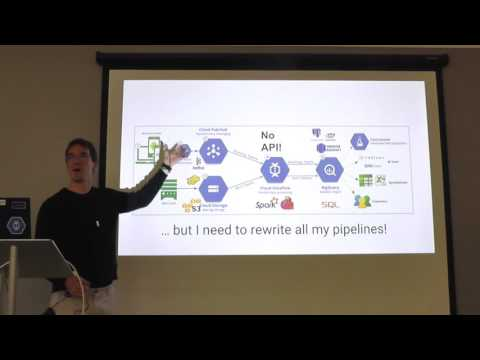 #BDAM: Future proof, portable pipelines using Apache Beam, by Malo Denielou from Google