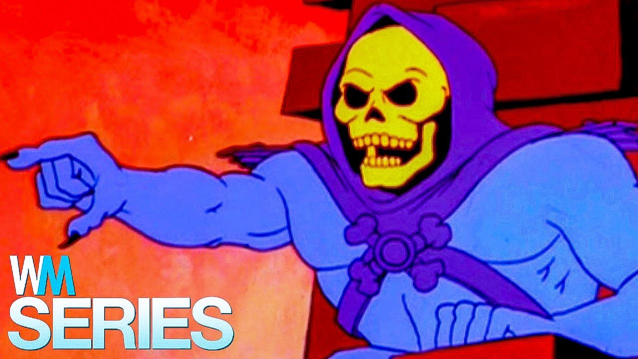 Top 10 Best Cartoon Villains of the 1980s - YouTube