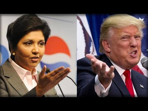 DUMP YOUR PEPSI: CEO ISSUES UNREAL TRUMP STATEMENT… TIME TO BOYCOTT NOW