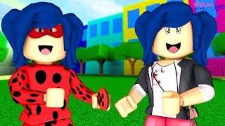 Roblox - VIRAMOS LADYBUG (Miraculous Ladybug Roleplay)