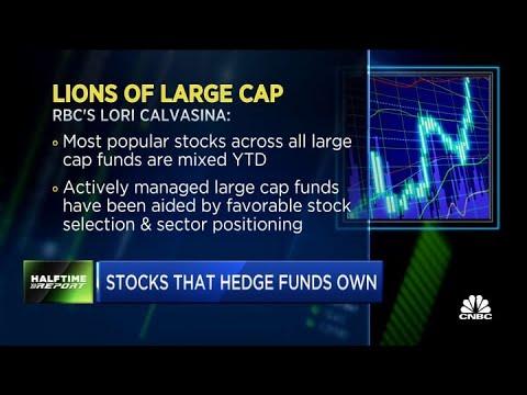 Microsoft Chevron and JP Morgan make RBC list of mostpopular stocks among hedge funds