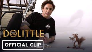 Dolittle - Official Auditions Clip (Robert Downey Jr.)