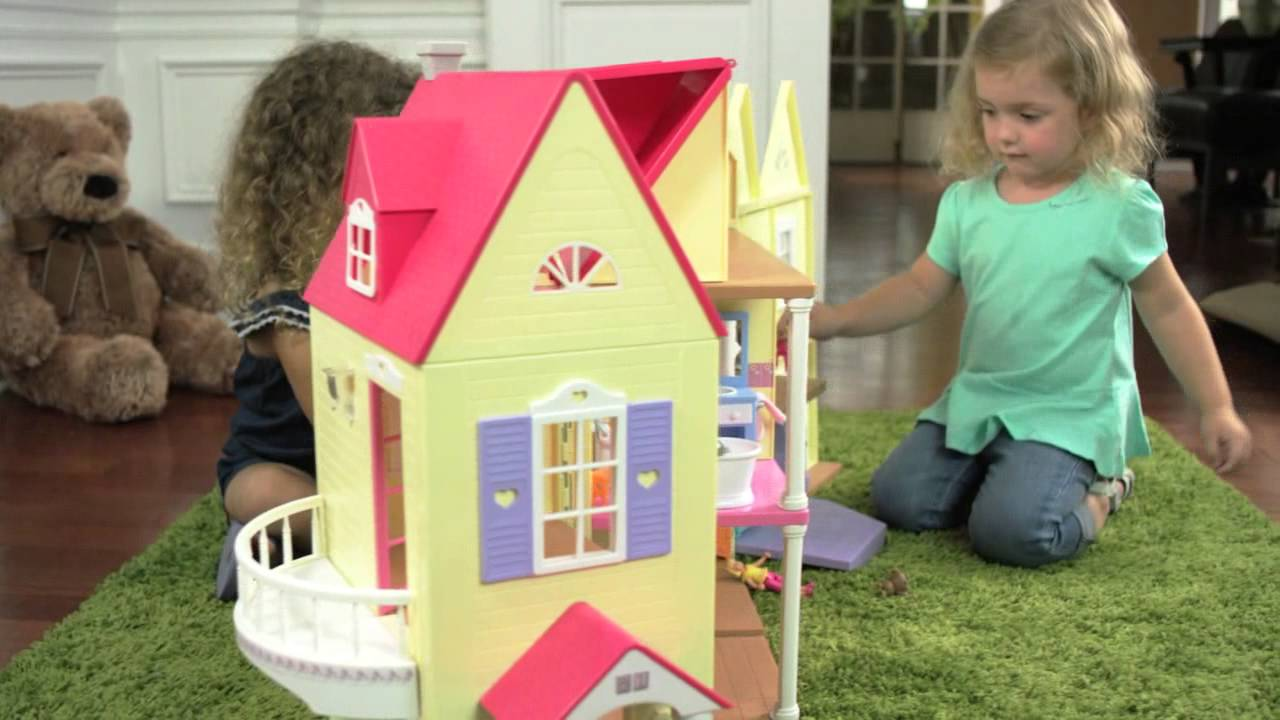 Hy Together Doll House Toys R Us Canada
