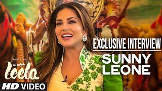Sunny Leone Interview Part - 1   Ek Paheli Leela   T-Series