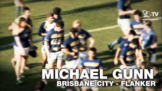Michael Gunn - Brisbane City flanker