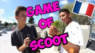 [FR] GAME OF SCOOT MARVIN X TOM