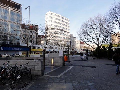 Panorama am Adenauerplatz