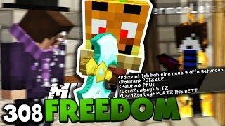 PDIZZLE KOMMT IN DIE PUBERTÄT! & DIE AWESOME ENTZIEHUNGSKUR ✪ Minecraft FREEDOM #308 DEUTSCH