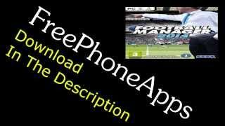 (Free Download) Football Manager Handheld 2014 v5.0.2  - ApK -