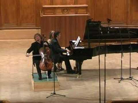 A.Knyazev & B.Berezovskiy - bis#1 Bach