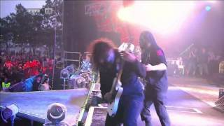Slipknot - Wait And Bleed Live Roskilde Festival 2009