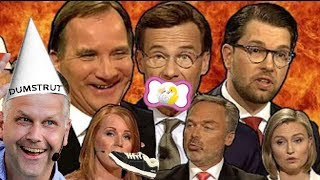 KÄBBEL feat. Stefan Löfven & The Kindergarten - Musical about Swedish Politics