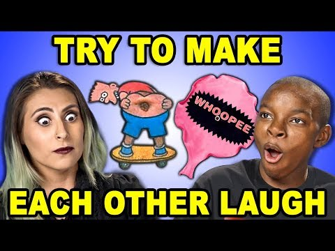 Try To Make Each Other Laugh Challenge #6 (React)