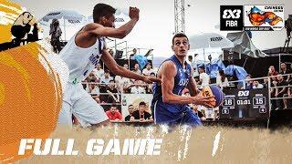 Philippines vs. Israel - Full Game - FIBA 3x3 U18 World Cup