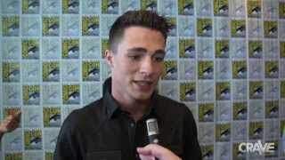 Comic-Con 2014: Arrow – Exclusive Cast and Crew Interviews Thumbnail