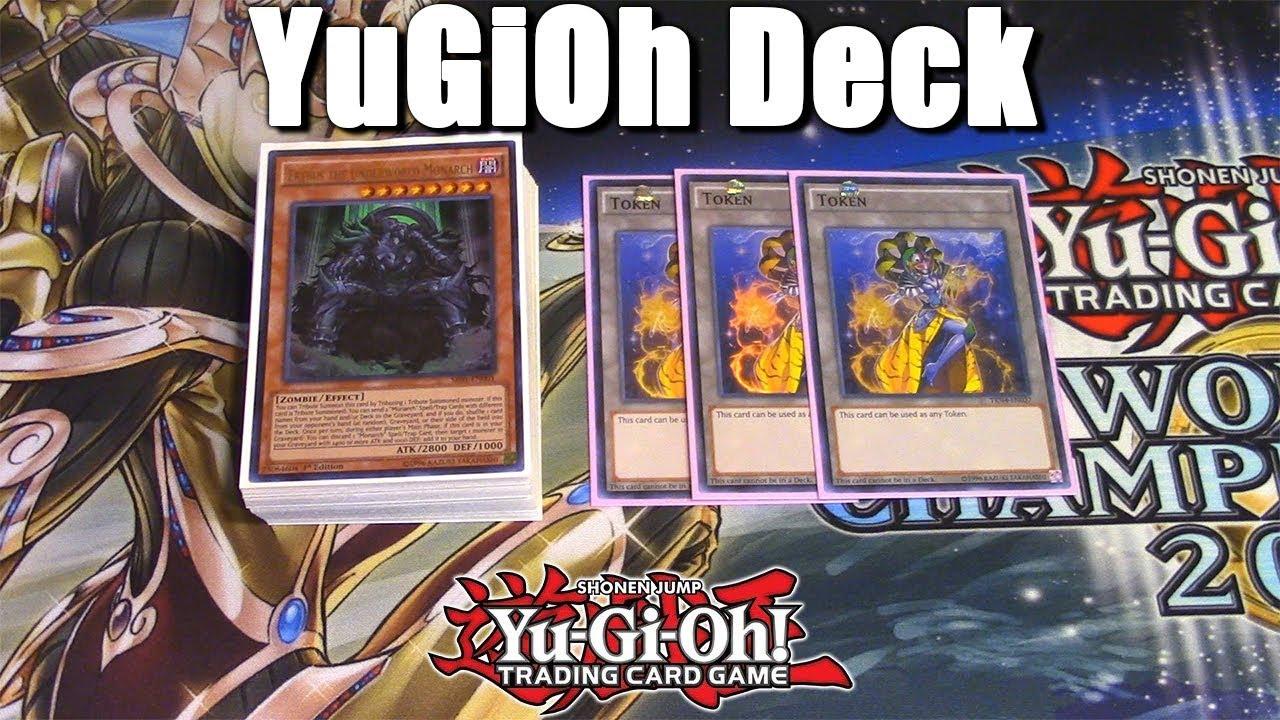 Yu Gi Oh! Deck Profile Performapal Domain Monarchs September 2017