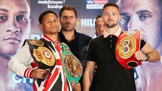 Trainer Tim Knight Says Regis Prograis Must Step To and Around Josh Taylor - Pulling for Regis
