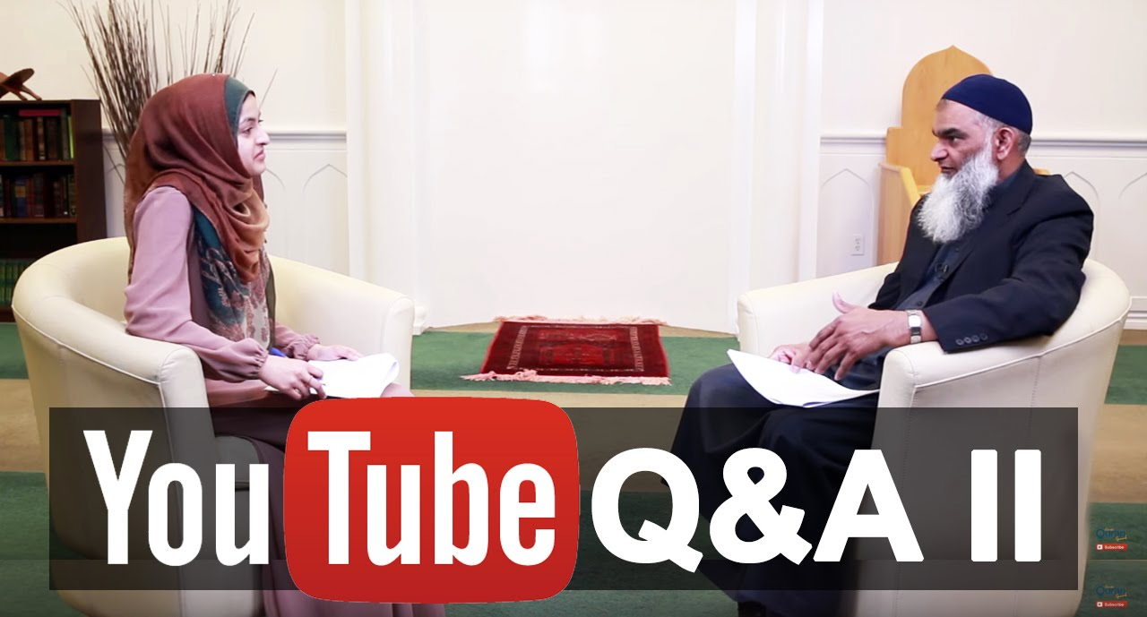 Download YOUTUBE Q&A: Your Answers are Here! Part 2 | Dr. Shabir Ally