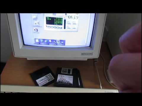 Amiga 4000T Escom
