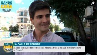 Los ciudadanos no saben quién es Yolanda Díaz pero según el CIS es la político mejor valorada