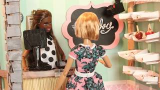 "BARBIE DOLL STOP MOTION( "" THE TALENT SHOW"")KID FRIENDLY"
