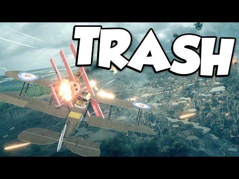 WORST PILOT EVER! (Battlefield 1 Campaign #2)