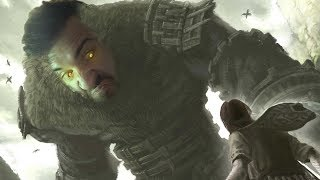 Я В ТЕНИ КОЛОССА - Shadow Of The Colossus (PS4) #1