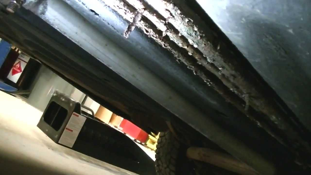 IT'S BACK!! '99 Honda Civic Rotted Out Brake Lines  YouTube