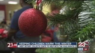 Keeping Children Warm This Winter