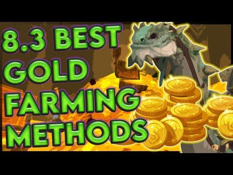 8.3 Gold Farming