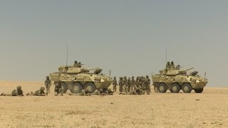 Preparing Kuwait For Future Threats | Forces TV