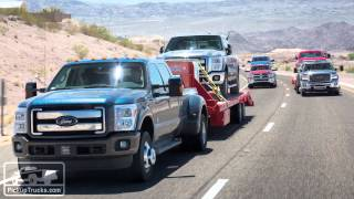 2014 Ultimate Heavy-Duty Challenge: One-Ton Video