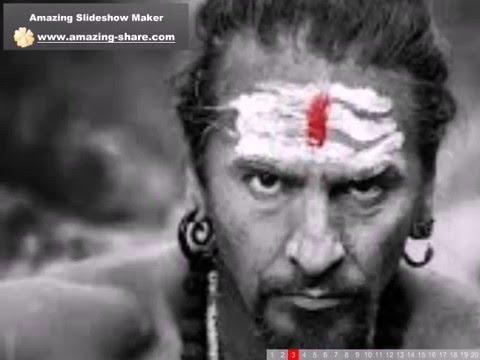 Indian AGHORI Baba