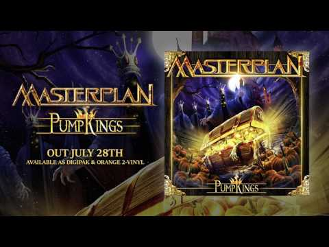 MASTERPLAN - Mr. Ego (2017) // official audio video // AFM Records