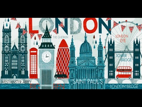 London tourism places -UK (United kingdom ) the Great Britain England cinematic video HD 2016
