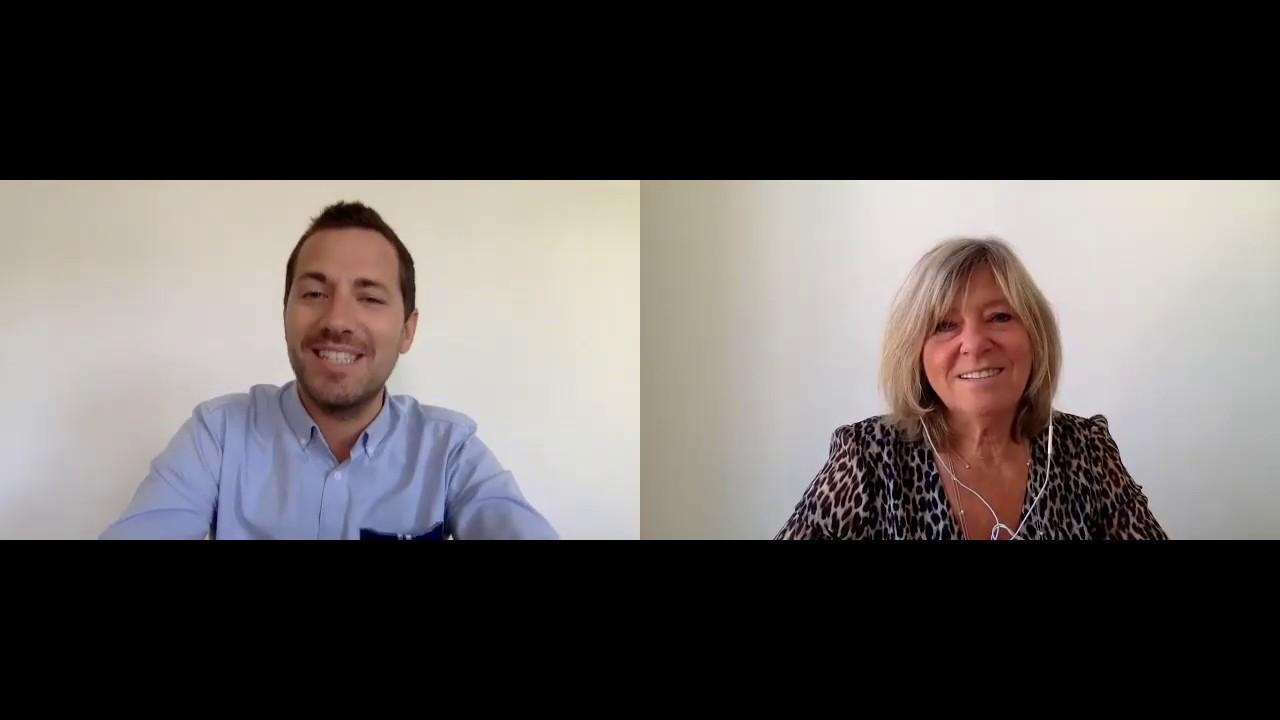 Leçons du COVID-19 et accélération du numérique, interview avec Jordan Gendre