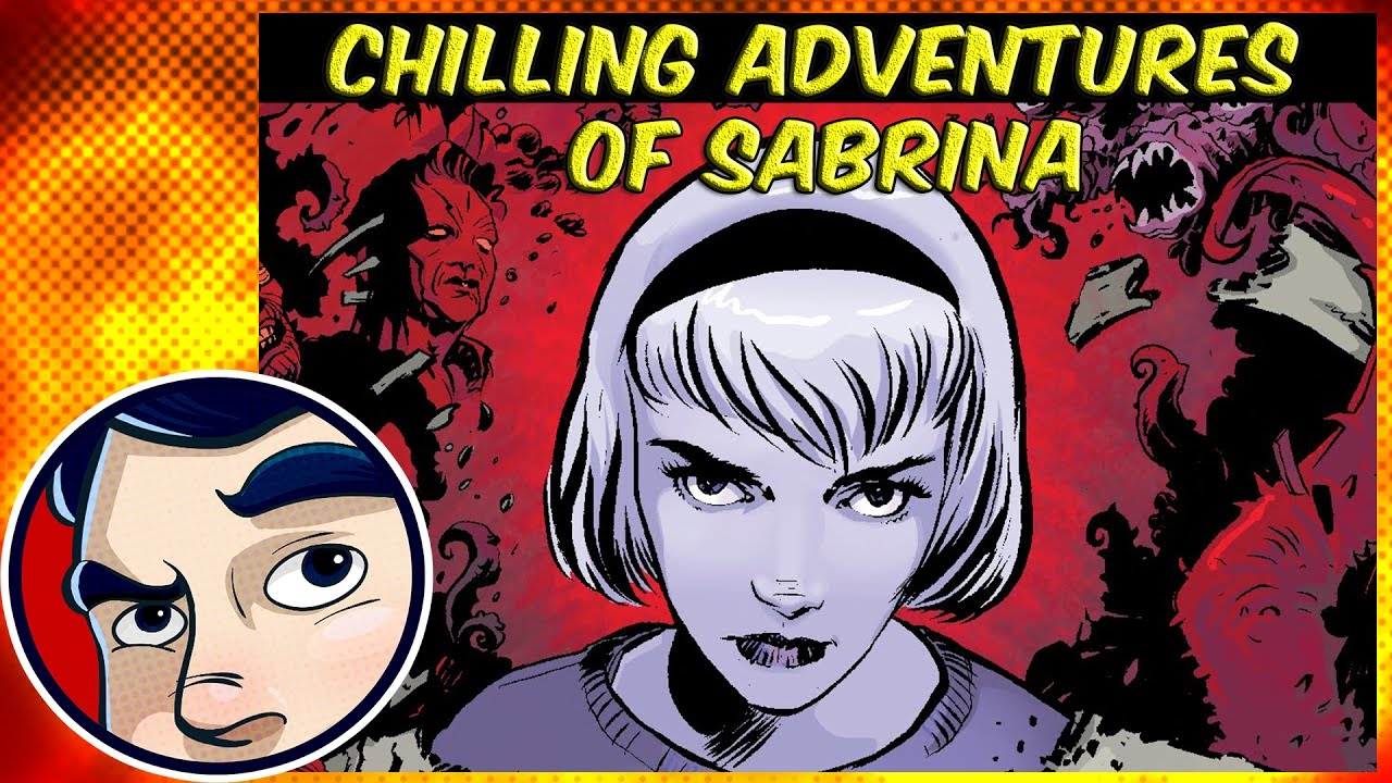 Chilling Adventures Of Sabrina Evil Witch S Version