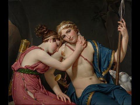 Jacques-Louis David (1748-1825) French painter ✽