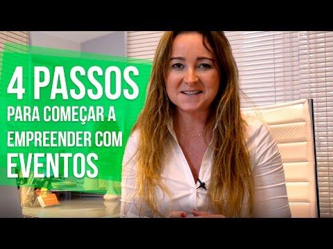 4 PASSOS PARA COMEÇAR A EMPREENDER EM EVENTOS | Alessandra Pirotelli
