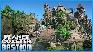 BASTION! A Pirate Coaster! Coaster Spotlight 223 #PlanetCoaster