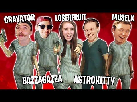 My Friends Don't Trust Me (ft. Bazza, Crayator, Muselk & Astrokitty)